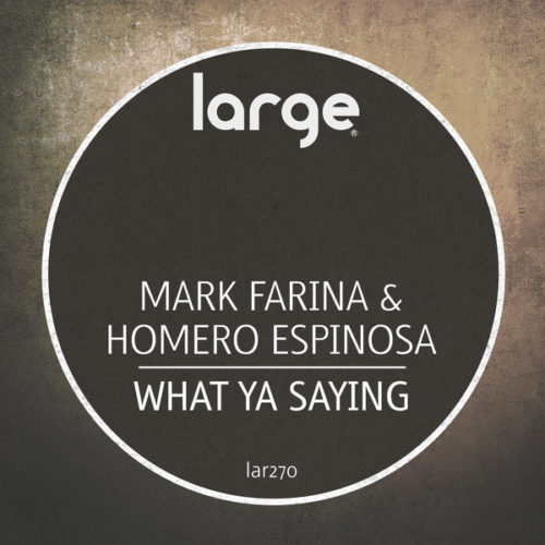MARK FARINA & HOMERO ESPI